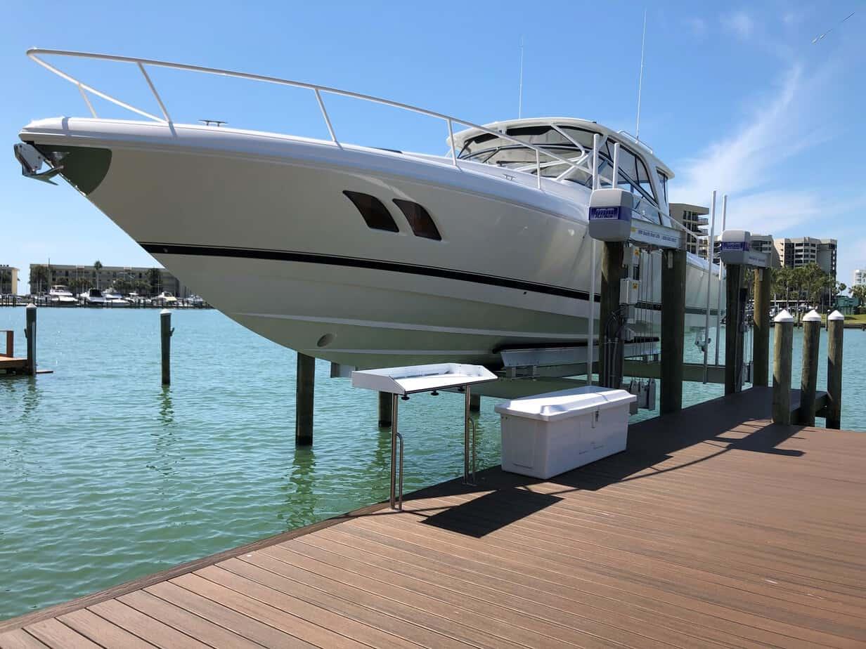 boat lift melbourne